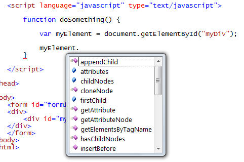 Etideut Javascript