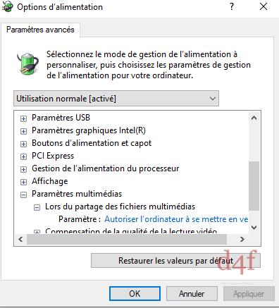 Les Différents Problèmes De Mise En Veille Windows 10 : Alimentation