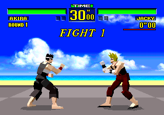 Virtua Fighter 1995